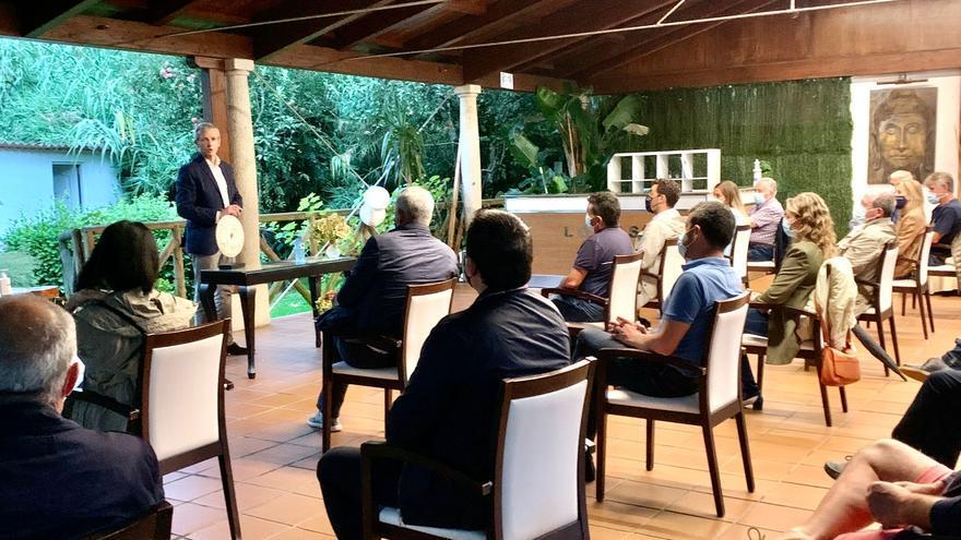 Rueda, de campaña interna en Caldas para renovar la presidencia del PP provincial