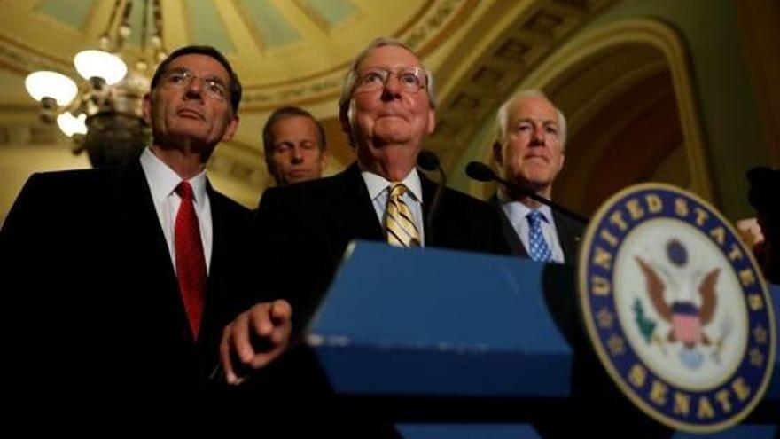 El Senat dels EUA rebutja el segon projecte per derogar «l'Obamacare»