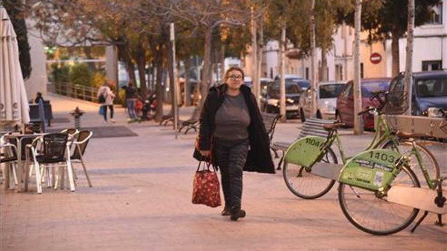 Castellón sigue bajo cero en otra noche muy fría