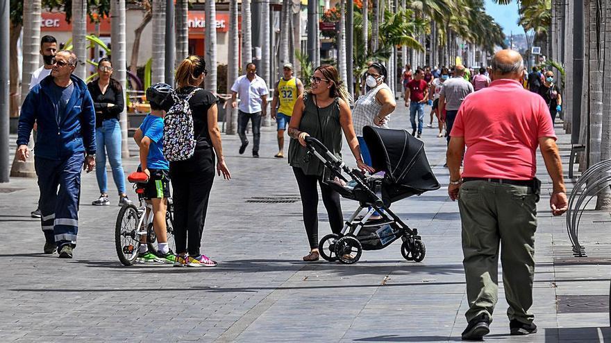 Santa Lucía cede al Gobierno suelo para viviendas con un plazo para ejecutarlas