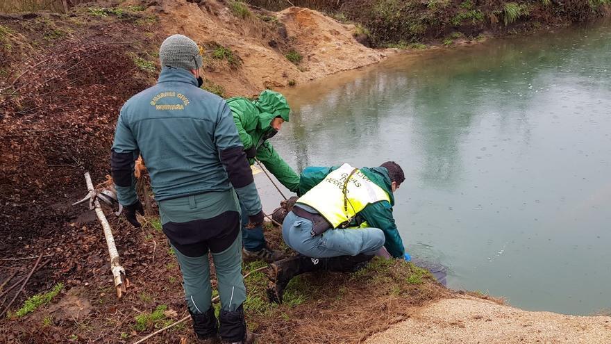 Encuentran en un pozo el cadáver de una octogenaria desaparecida en Ourense