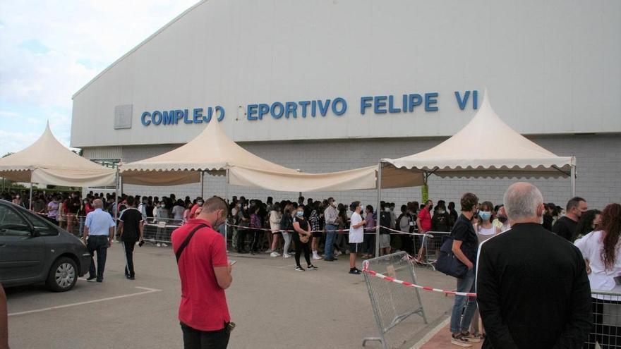 1.600 vacunas de la meningitis se han puesto en Lorca