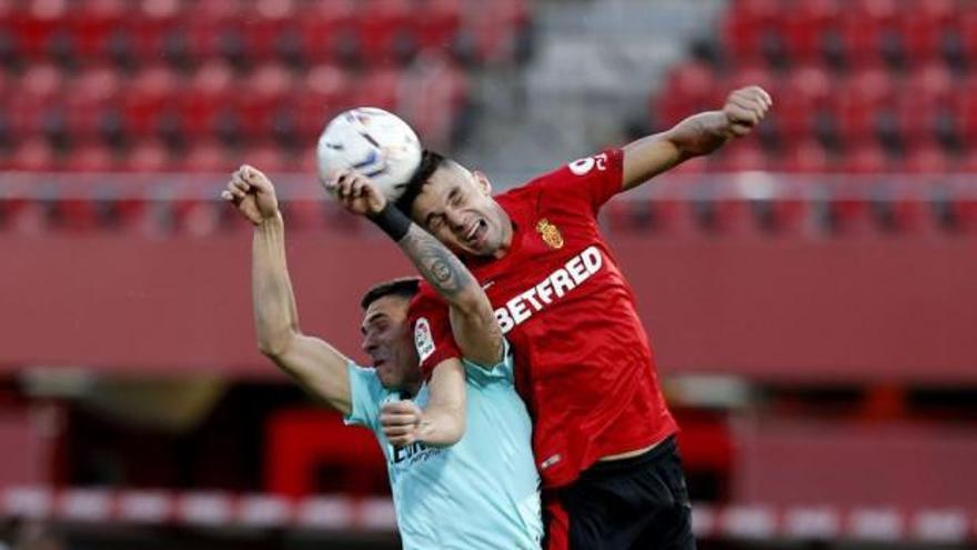 El Mallorca se quedó a un paso de fichar al goleador Djurdjevic
