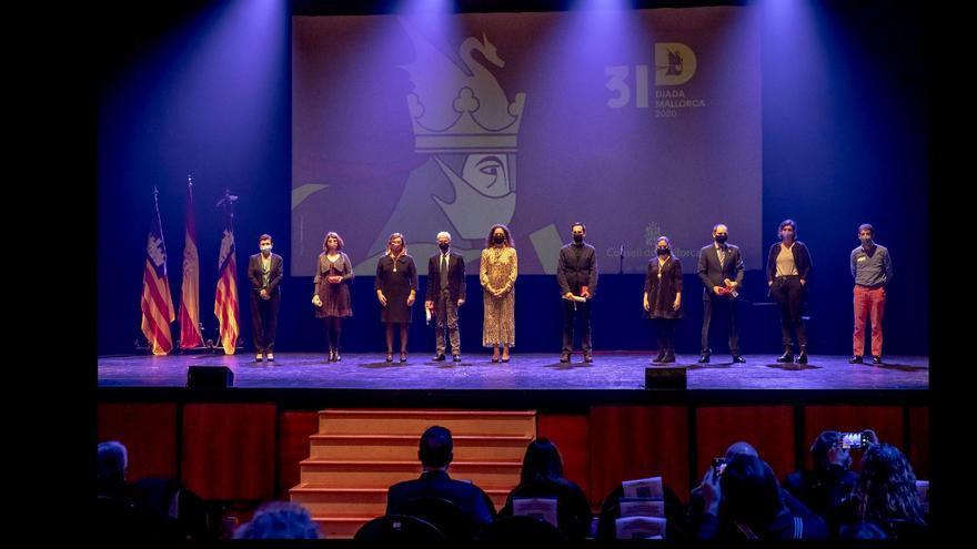 El Consell de Mallorca entrega los honores y distinciones de 2020