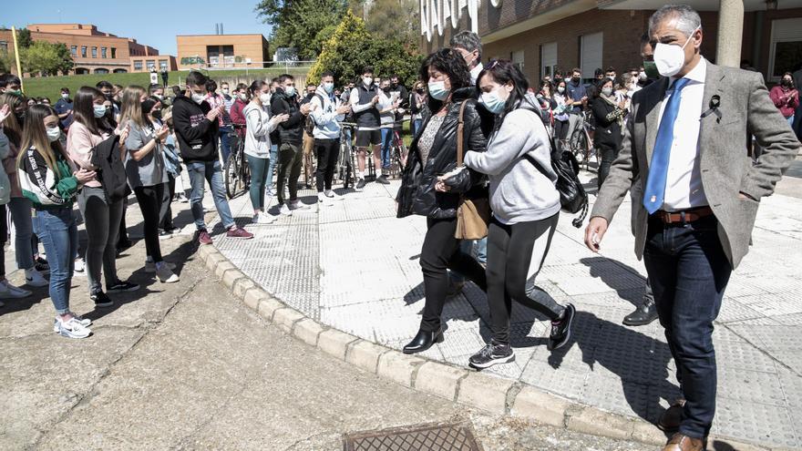 Prisión provisional y sin fianza para el acusado de la muerte de un joven de 18 años en León