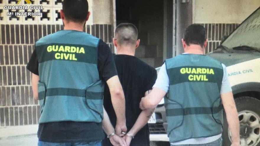 La Guardia Civil desarticula en Villena un grupo criminal dedicado a todo tipo de robos