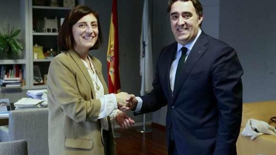 """La Consellería de Medio Ambiente apoyará los proyectos del Concello para un """"Ourense sostenible"""""""