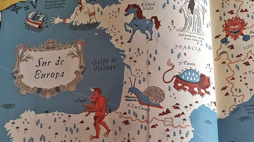 Mascaradas en Zamora | El Zangarrón como criatura mítica
