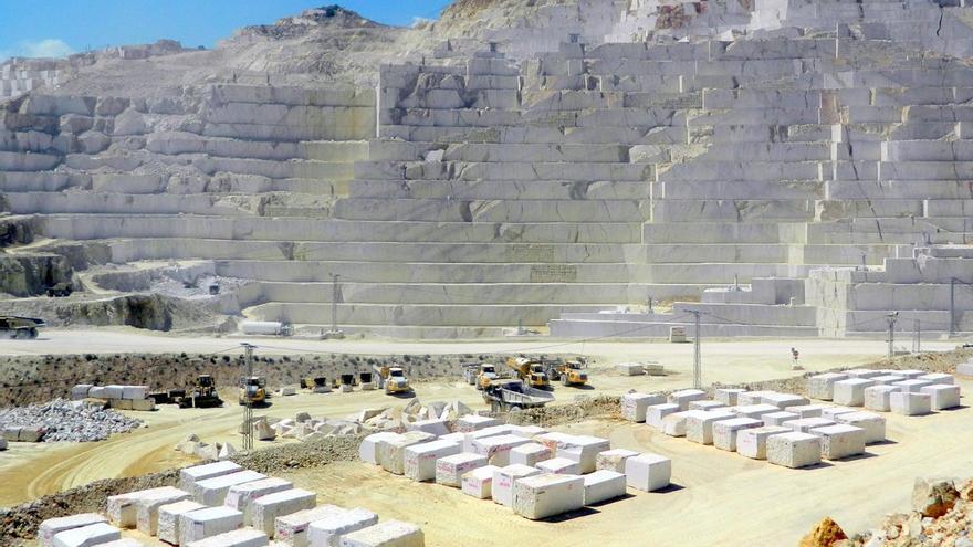 Levantina produjo más granito que mármol en sus fábricas en 2020