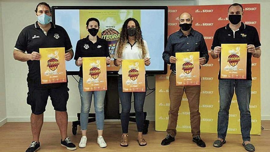 Sant Josep y Andratx jugarán el Trofeu Itegra Illes Balears