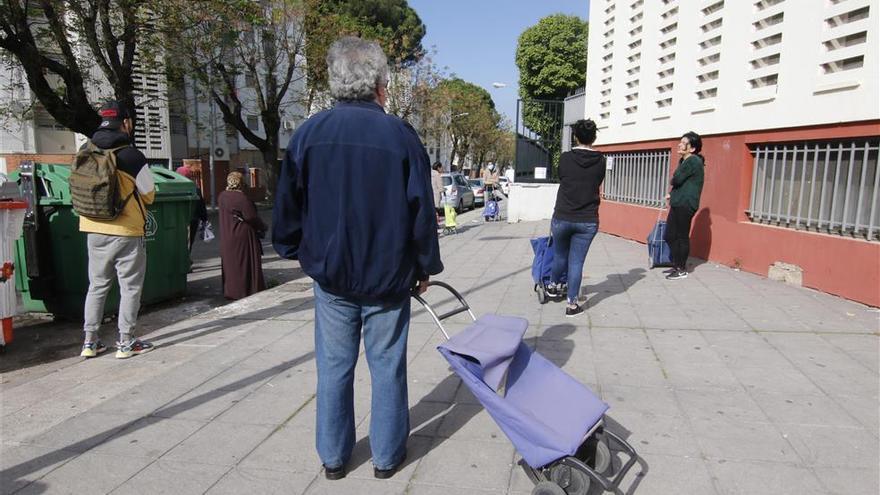 Coronavirus: el CMC cree que Servicios Sociales debe tomar ya el relevo de la plataforma Todos por Córdoba