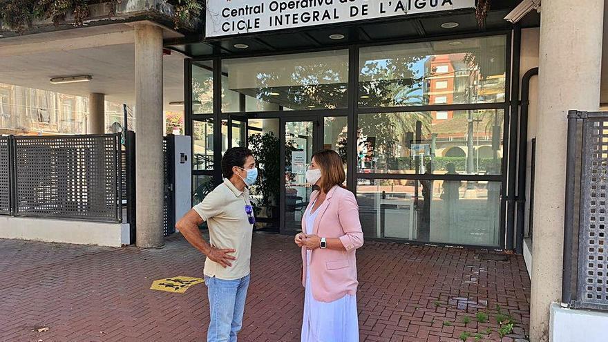 """Impiden a dos concejales del  PP hacer una visita """"por motivos de seguridad"""""""