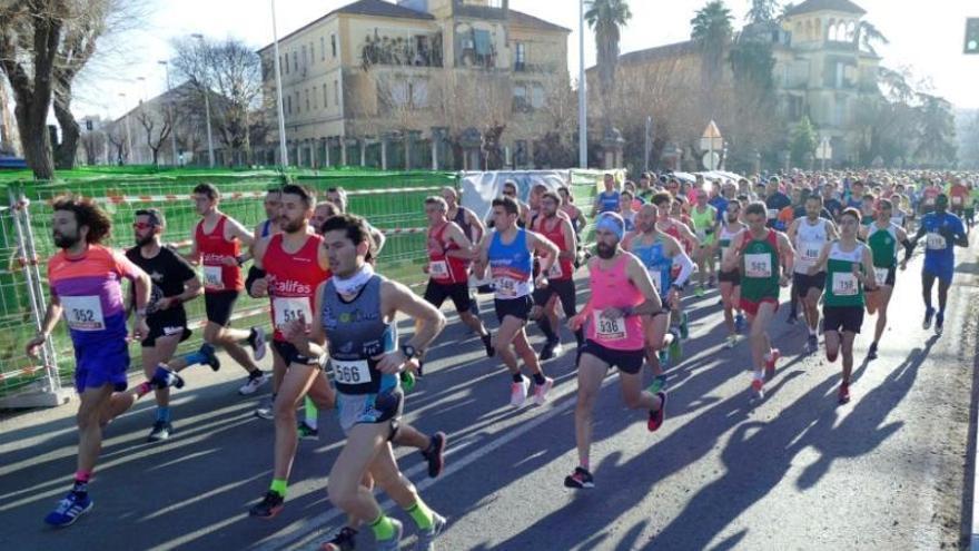 El circuito local de carreras arranca con la Trinitarios