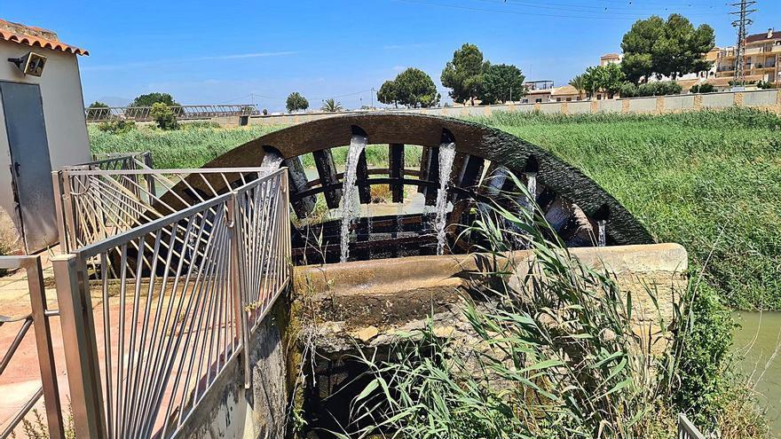 La CHS niega a Benijófar el agua de la depuradora a su huerta tradicional y parques