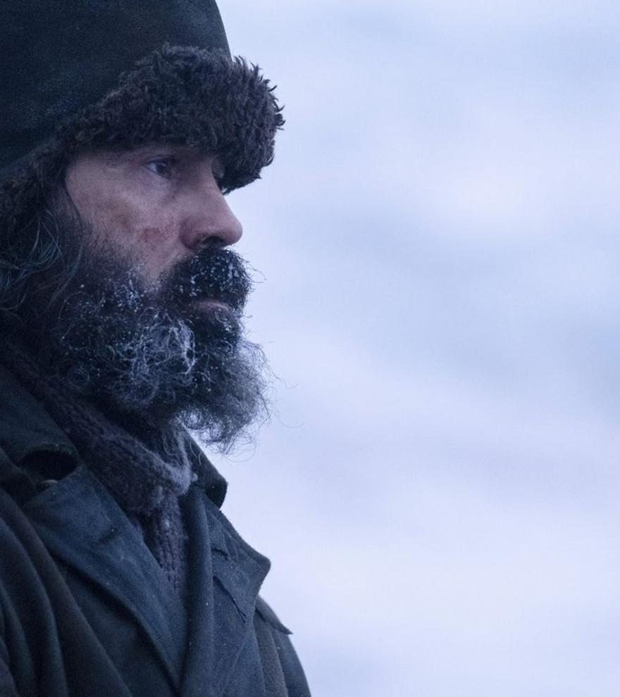 'La sangre helada', la cruda aventura de Andrew Haigh en el Ártico