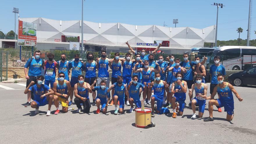 El UCAM Cartagena logra un histórico ascenso a División de Honor
