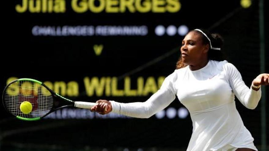 Williams i Kerber reeditaran la final de Wimbledon 2016