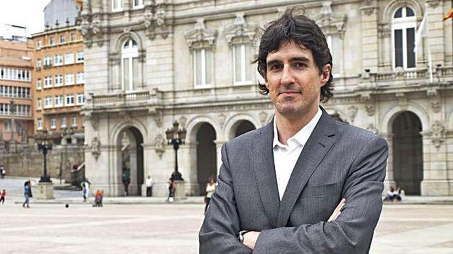 El coruñés Pablo Arangüena presidirá la Comisión de Cultura del Congreso