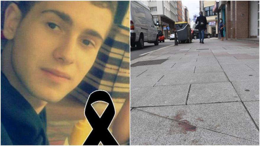 Galicia se une para condenar el asesinato del joven coruñés Samuel