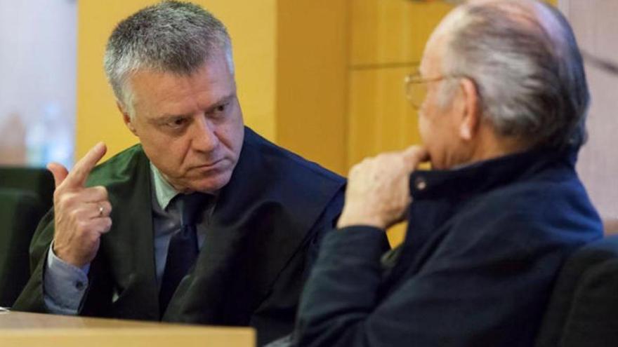 El Supremo avala la nulidad del juicio a Jacinto Siverio