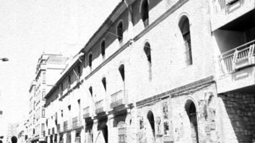 La calle de Francisco de Borja