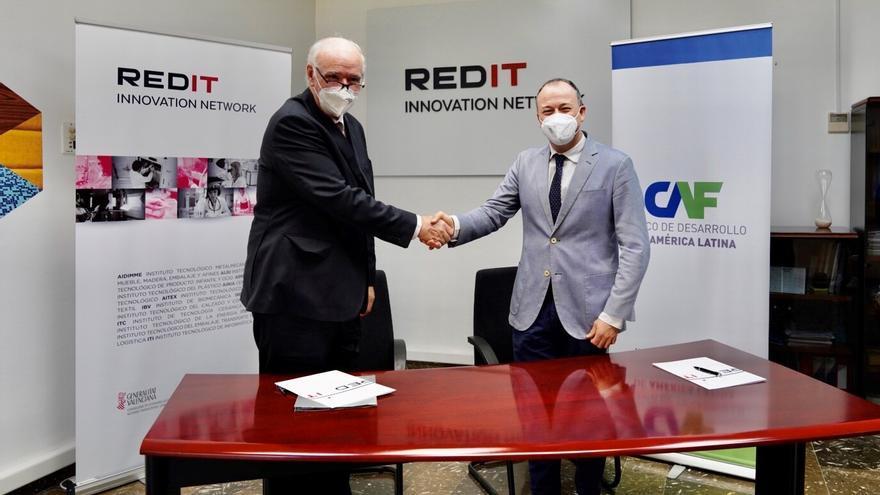 CAF y REDIT impulsan la innovación empresarial a través del conocimiento