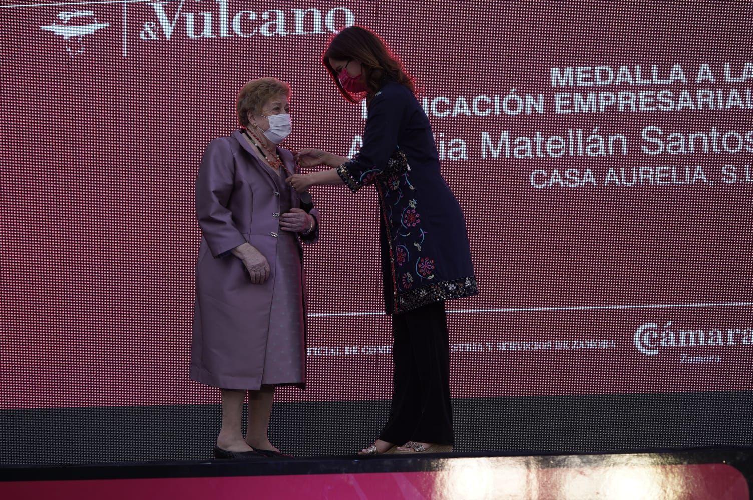XXXIII Edición de los Premios Mercurio y Vulcano