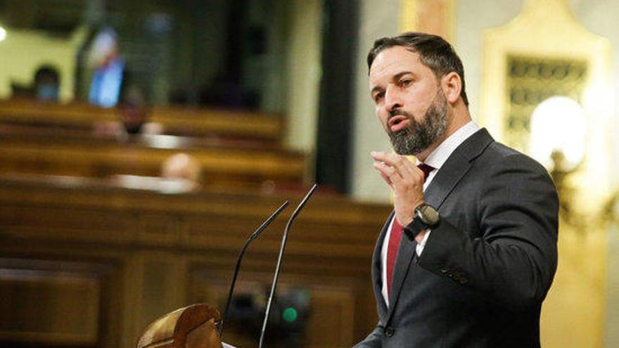 Vox perd la moció contra Sánchez amb el suport més baix des de 1980