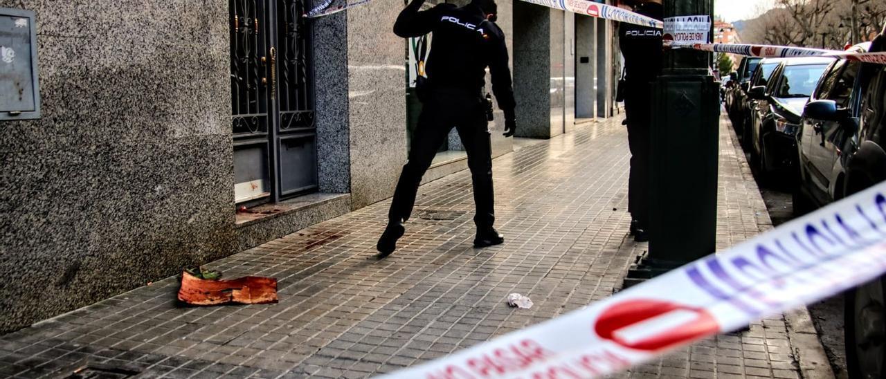 Cuatro heridos en un apuñalamiento en Alcoy