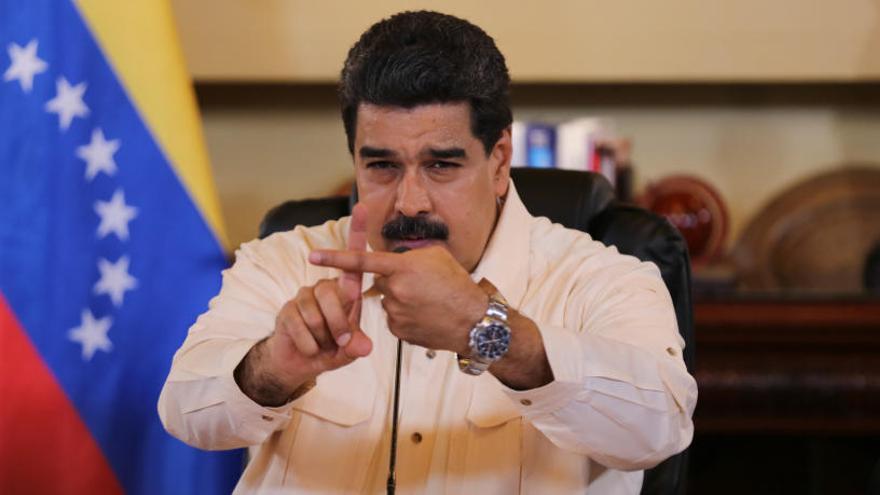 "Maduro: ""La Casa Blanca ha dado orden de asesinarme"""