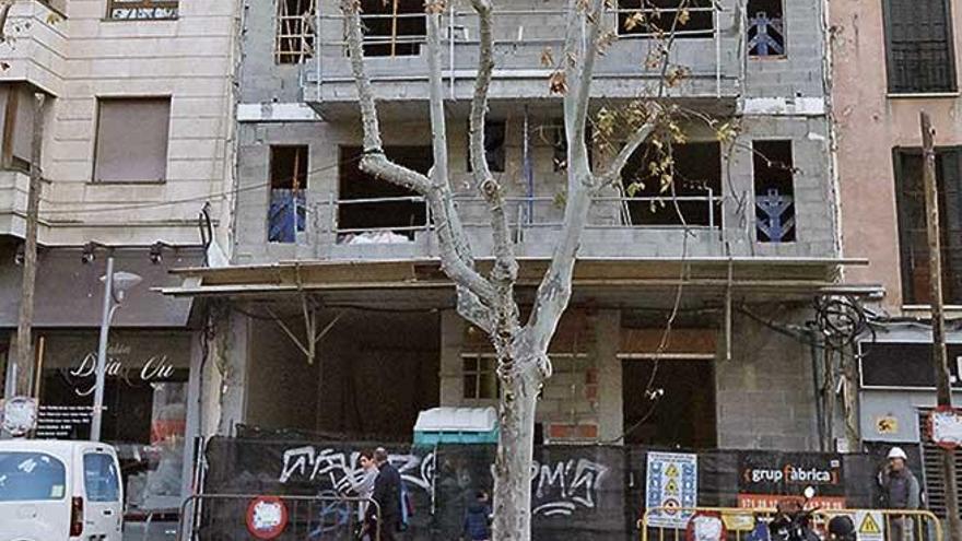 Las viviendas compradas en Balears descienden por vez primera en los últimos años