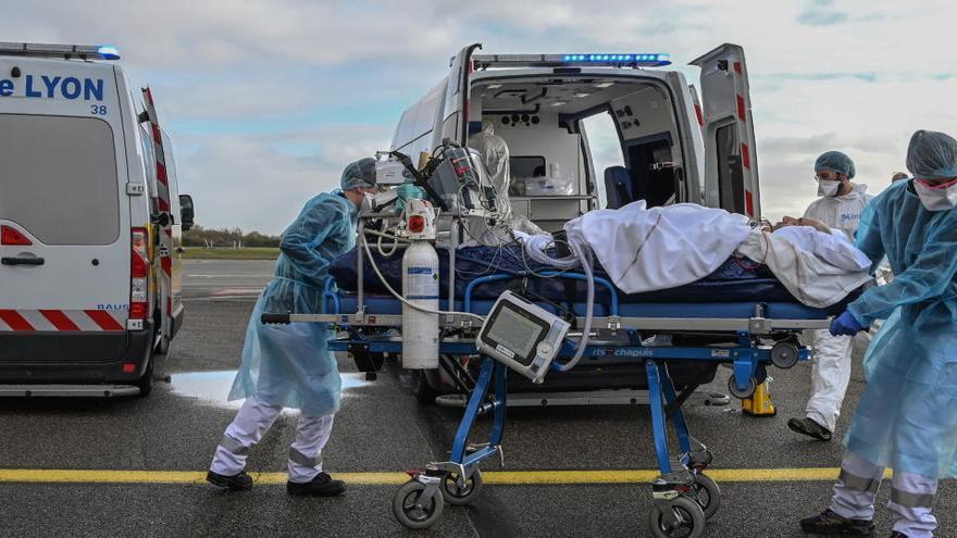 La pandemia supera los 54 millones de contagios