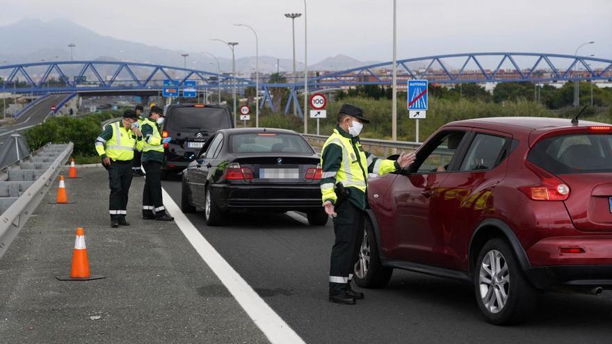 Málaga capital recupera su movilidad y pone fin a un mes de cierre perimetral