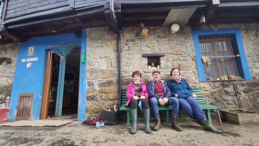 La vida vuelve al Collau: así se prepara está aldea de Lena para recibir a más vecinos