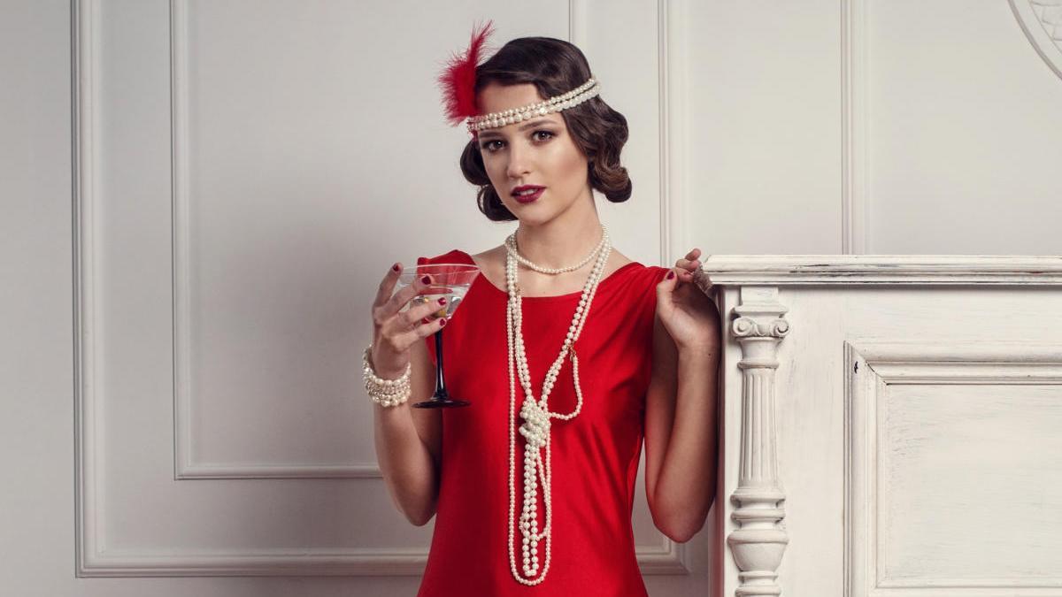 Moda de los años 20.