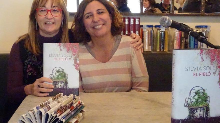 La figuerenca Sílvia Soler presenta el seu darrer llibre 'El Fibló' al Museu de la Tècnica