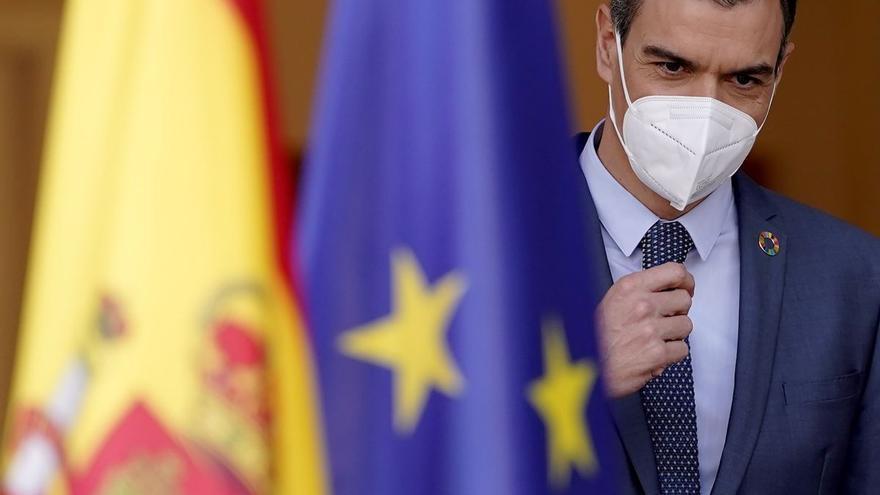 """Sánchez rechaza las """"conductas incívicas"""" de Juan Carlos I y niega un trato de favor de Hacienda"""