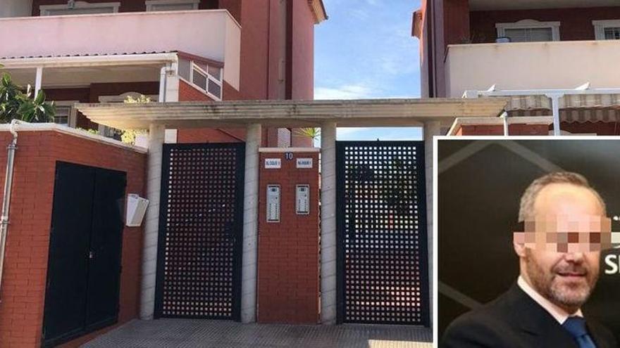 Investigan si al empresario asesinado en El Palmar lo mató un exsocio