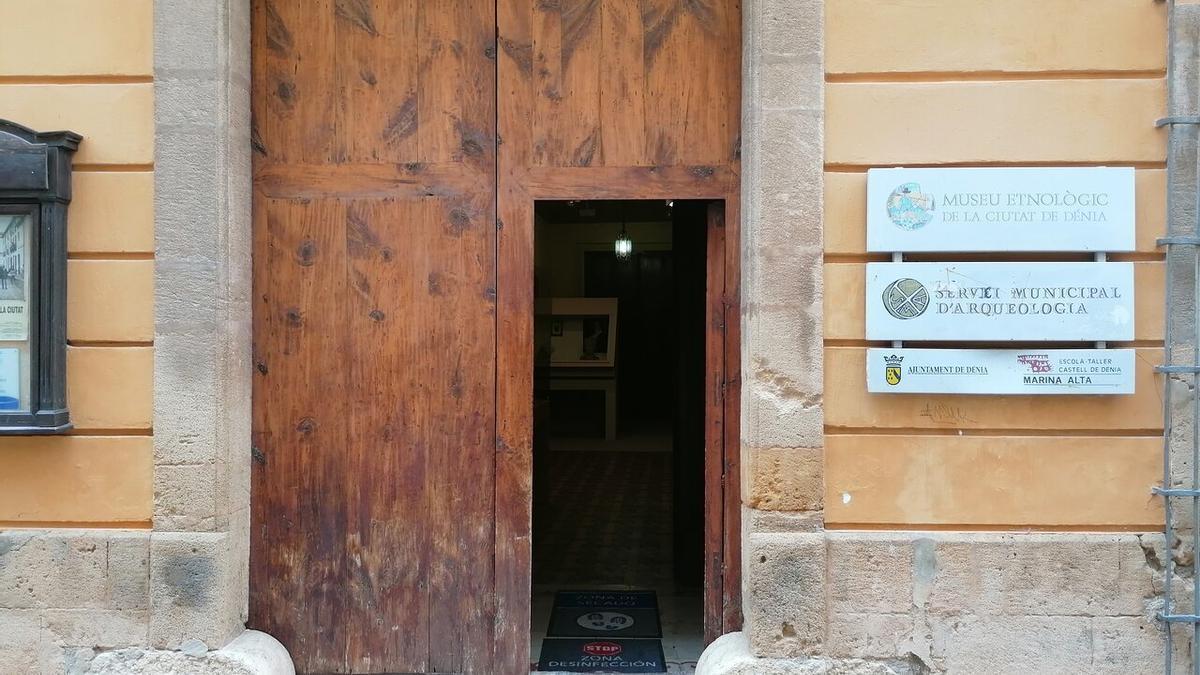 Archivo. El Museo Etnológico de Dénia