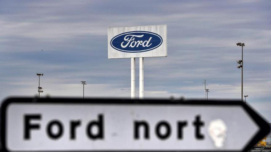 Ford Almussafes reduce el ERTE una semana en la planta de motores