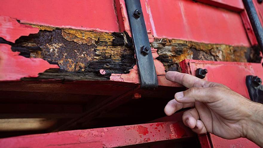 Los vecinos de San Lázaro solicitan más seguridad tras sufrir una oleada de robos
