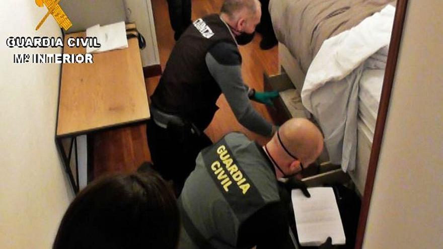 Dos detenidos en Málaga por estafas en el alquiler de alojamientos por internet