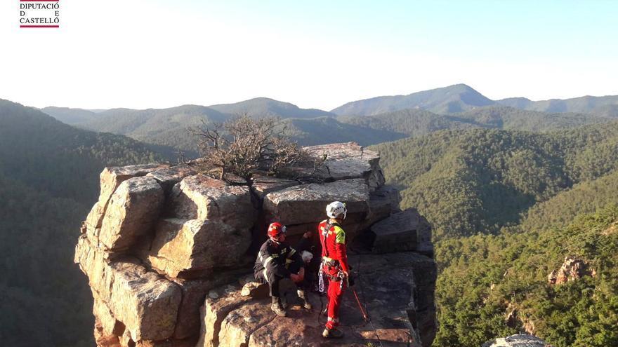 Un rescate de montaña de 5.000 euros