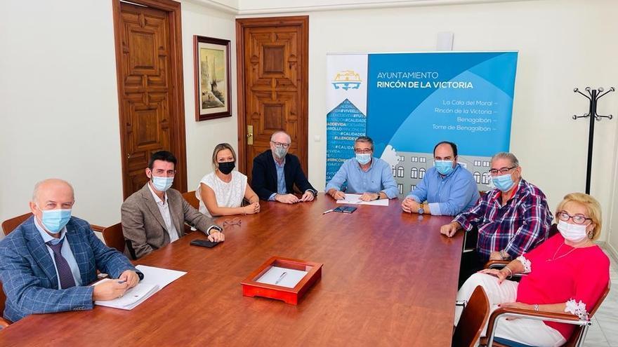 Rincón de la Victoria contrata las obras del nuevo Centro de Mayores en pleno casco urbano