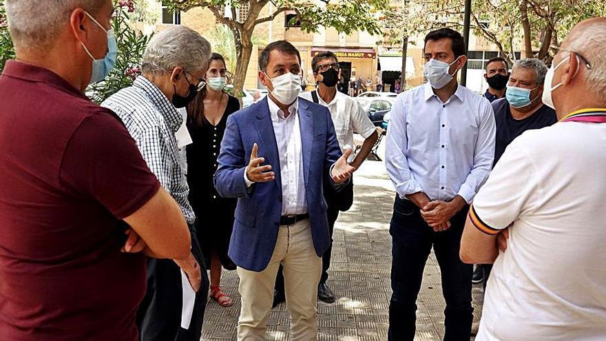 El Ayuntamiento inicia las obras que renovarán 52 viviendas en Gravina