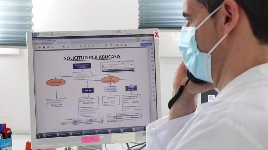 Sacyl prescinde de doce rastreadores por la buena evolución del coronavirus
