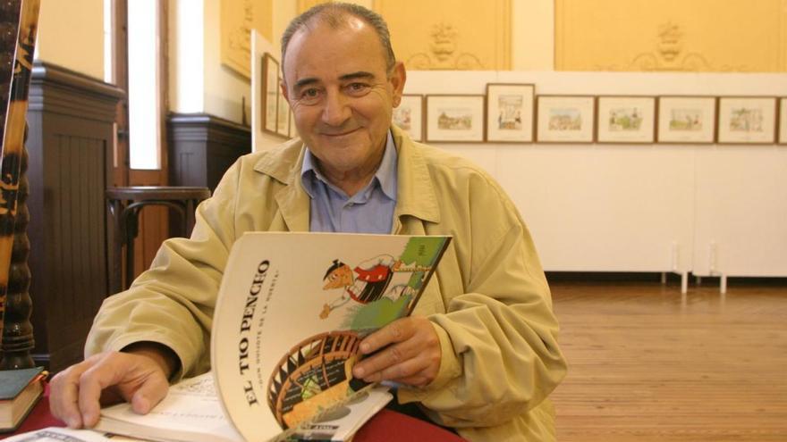El Ayuntamiento concederá el título de Hijo Adoptivo a Manuel Sánchez Baena