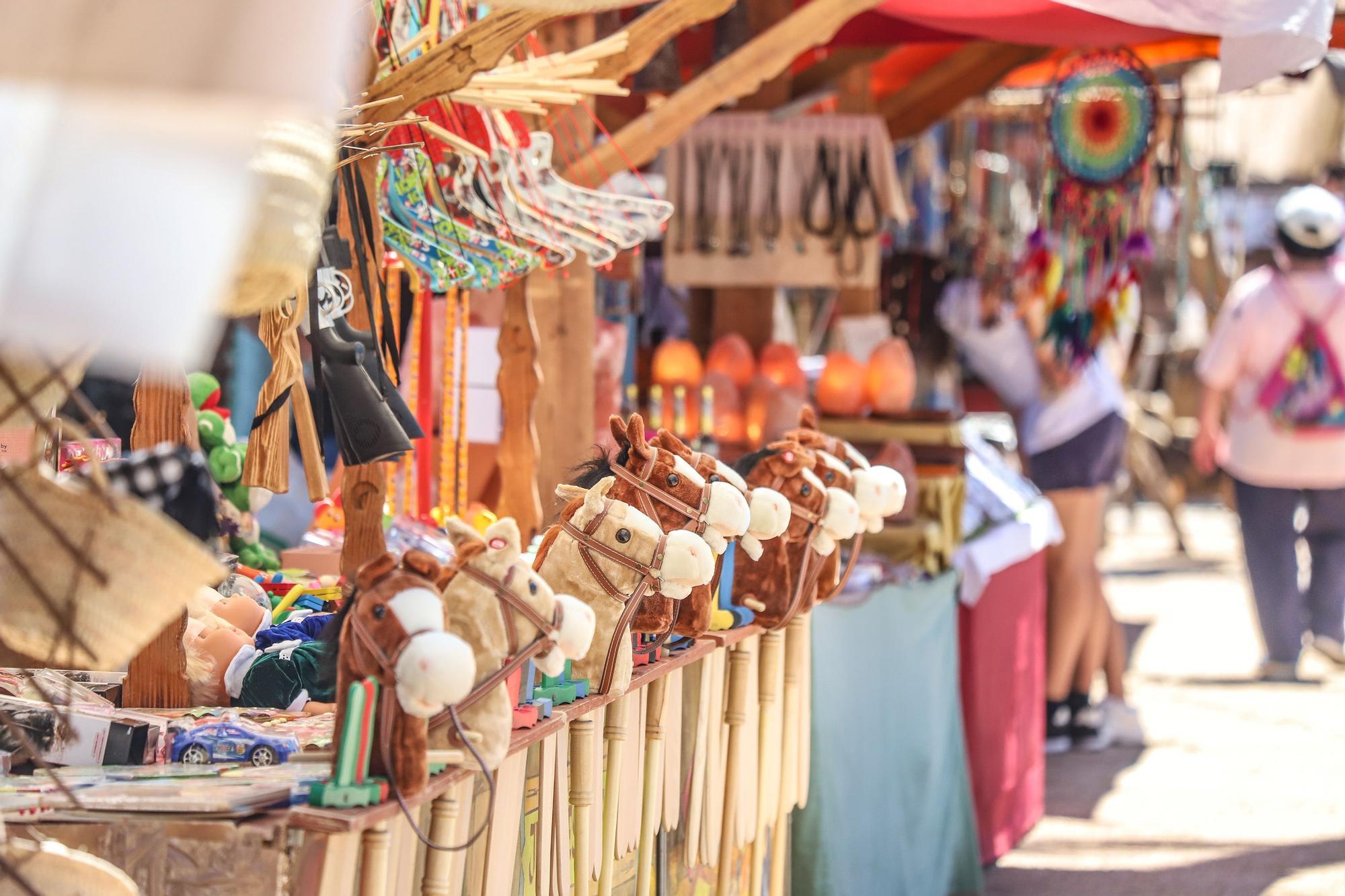 Orihuela celebra el Día del Medio Ambiente con talleres, rutas y un mercado de artesanía en su espacio más emblemático