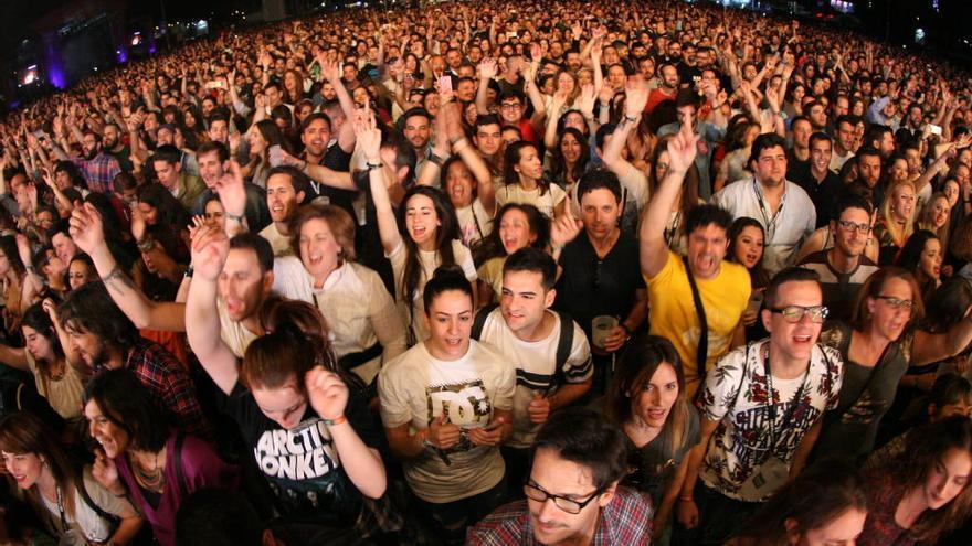 Ni SOS 4.8 ni WAM, el festival murciano vuelve a cambiar de nombre