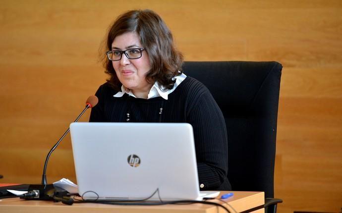 ENCUENTRO JUECES MARÍA ARÁNZAZU CALZADILLA ...